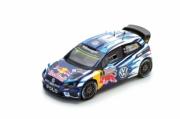 Volkswagen Polo R WRC #1 2ème Rallye Australie - Dernière course - Champion du Monde  1/43