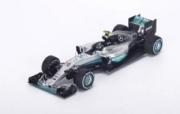 Mercedes F1 W07 Hybrid 1er GP Australie  1/43