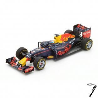 Red Bull RB12 1er GP Malaisie  1/43