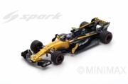 Renault R.S. 17 Bahrain GP  1/43