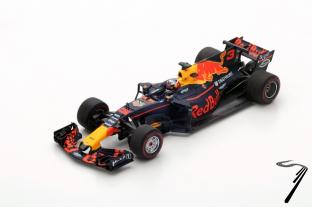 Red Bull RB13 1er GP Azerbaijan  1/43