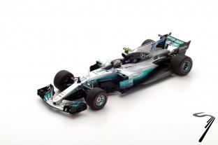 Mercedes W08 1er GP Autriche  1/43
