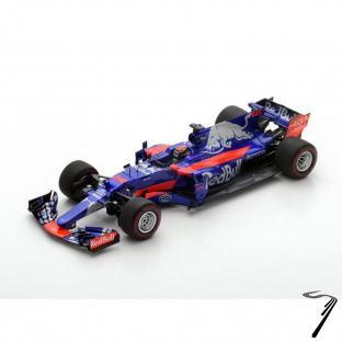 Toro Rosso STR12 14ème GP Malaisie  1/43