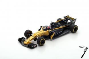 Renault R.S. 17 test GP Hongrie  1/43