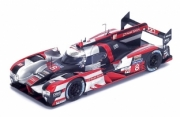 Audi R18 - HY #8 - 3ème 24h du Mans  1/43