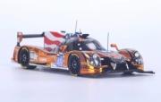 Ligier JS P2 #49 - 14ème 24h du Mans  1/43