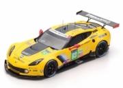 Chevrolet Corvette C7.R #63 - 25ème 24h du Mans  1/43