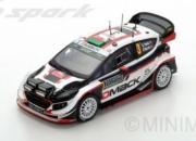 Ford Fiesta WRC - 6ème Monte Carlo   1/43