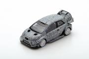 Toyota Yaris rallye Monte Carlo voiture test  1/43