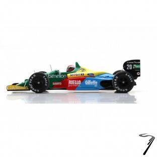 Benetton B188  4ème GP Brésil  1/43