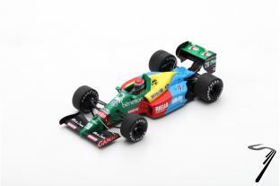 Benetton B188 9eme GP France  1/43