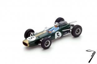 Brabham BT7 GP Monaco  1/43
