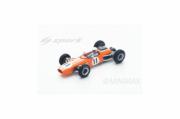 Brabham BT11 #11 GP Monaco  1/43