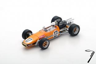 Brabham BT24 #17 8ème GP Afrique du Sud  1/43