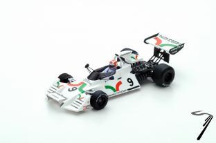 Brabham BT42 GP Italie  1/43