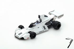 Brabham BT44 #8 GP Brésil  1/43