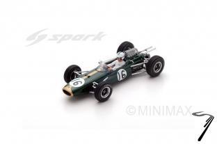 Brabham BT11 4ieme GP France  1/43