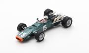 BRM P126 - 2eme GP Monaco  1/43