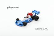 BRM P201B #14 - GP Brésil  1/43
