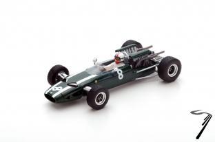 Cooper T81 #8 7ème GP France  1/43