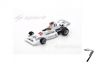 Ensign N174 10ème GP Pays-Bas  1/43