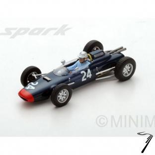 Lola MK4 13ème GP Angleterre  1/43