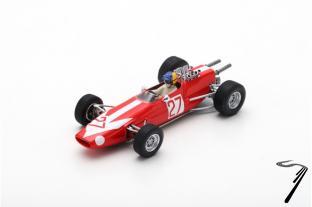 Lola T100  10eme GP d'Allemagne  1/43