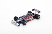 Lotus 87 GP Monaco  1/43
