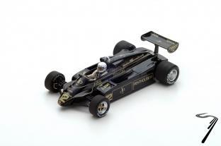 Lotus 91 GP France  1/43