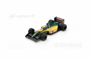 Lotus 107 4eme GP France  1/43
