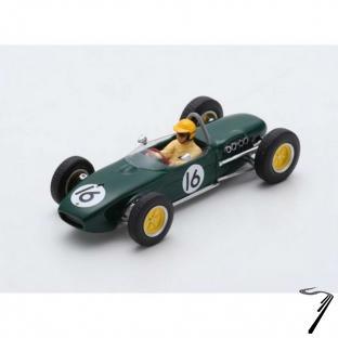 Lotus 18 GP Pays-Bas  1/43