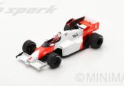 Mac Laren MP4-2 - 1er GP Allemagne  1/43