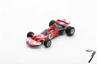 Surtees TS7 8ieme GP Pays Bas  1/43