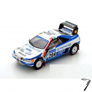 Peugeot 405 T16 #204 Grand Raid 1er Dakar  1/43