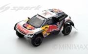 Peugeot 3008 DKR Maxi #306 rallye Dakar  1/43