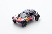 Peugeot 3008 DKR Maxi #303 1er rallye Dakar  1/43