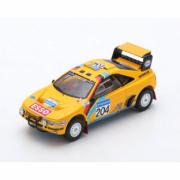 Peugeot 405 T16 Grand Raid 2ème Paris-Dakar  1/43
