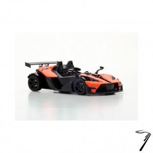 KTM Bow RR Orange Bow RR orange 1/43