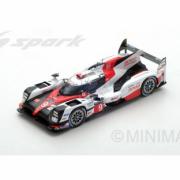 Toyota TS050 Hybrid #9 24H du Mans  1/43