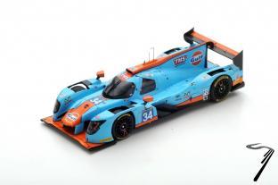 Ligier JS P217 Gibson #34 11ème 24H du Mans - 9ème LMP2  1/43
