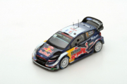 Ford Fiesta 1er rallye Monte Carlo  1/43
