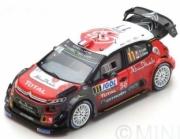 Citroen C3 WRC 14ème Tour de Corse  1/43