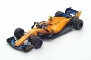 Mac Laren MCL33 9ème GP Australie  1/43