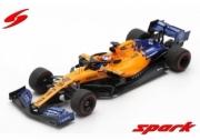 Mac Laren MCL34 GP Australie  1/43