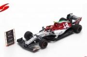 Sauber C38  9eme GP Italie  1/43