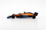 Mac Laren MCL35 - Test Barcelone  1/43