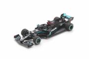 Mercedes W11 - 1er GP Angleterre  1/43