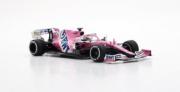 Racing Point F1 RP20 - 9eme GP Belgique  1/43