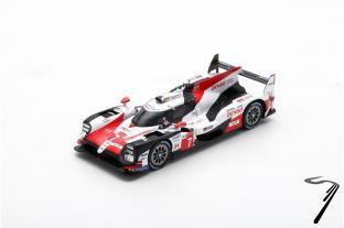Toyota TS050 #7  2eme 24H du Mans  1/43