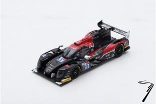 Ligier JS P217 Jackie Chan DC Racing #33  12ème 24H du Mans  1/43